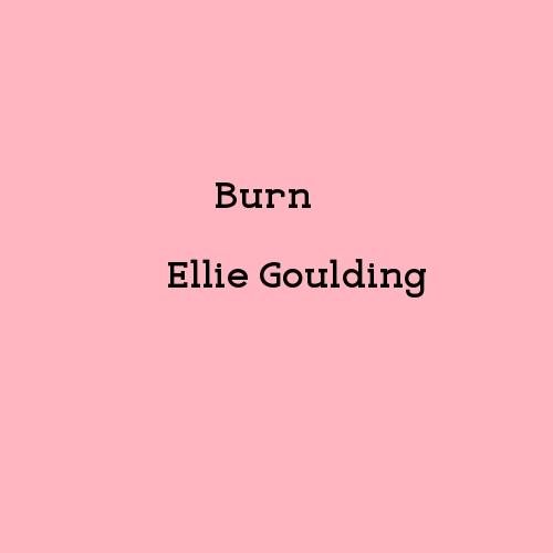 الی گولدینگ Burn