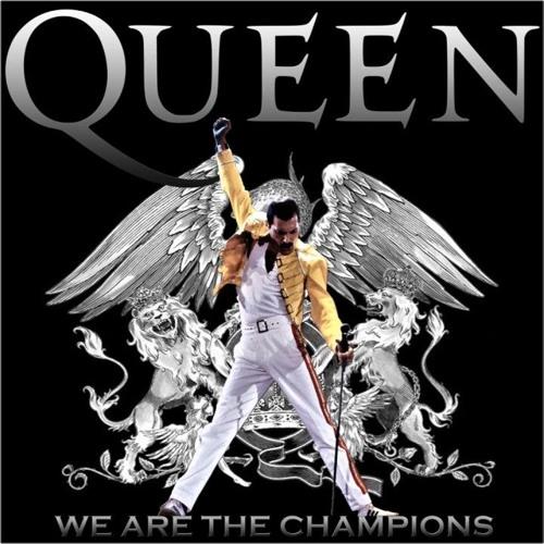 کویین We Are The Champions