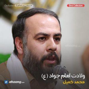 محمد کمیل ولادت امام جواد