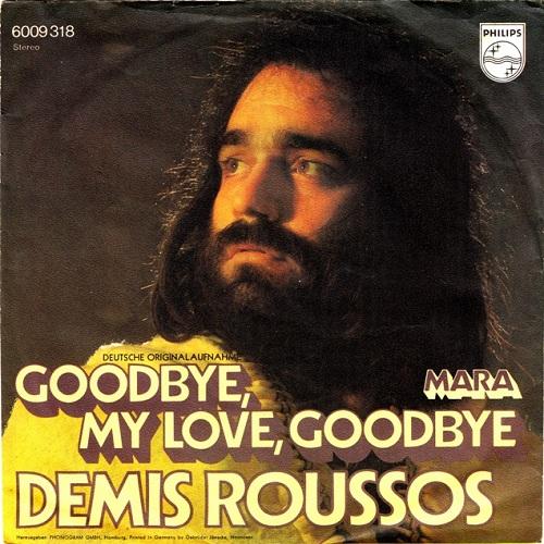 دانلود آهنگ دمیس روسس Goodbye My Love Goodbye