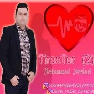 محمد حیدری یاشا تیراختور