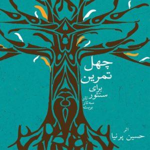 دانلود آلبوم حسین پرنیا چهل تمرین برای سنتور تار سه تار بربت