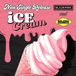 بلک پینک Ice Cream
