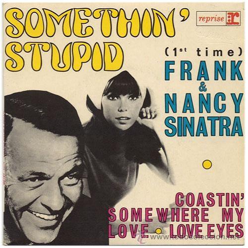 فرانک سیناترا Somethin' Stupid