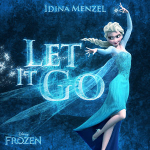ایدینا منزل Let It Go