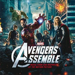 آلن سیلوستری The Avengers