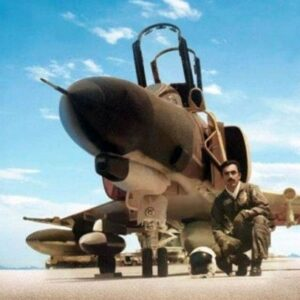 میثم ابراهیمی شهید نیروی هوایی
