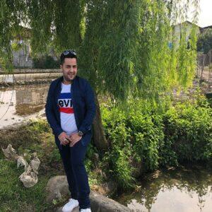 مجید حسینی حال که دیوانه بومه