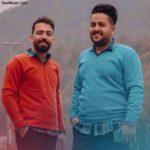مجید حسینی و رامین مهری روسری