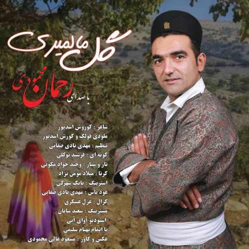 رحمان محمودی گل مالمیری