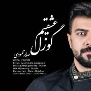 صابر محمودی گوزل عشقیم