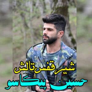 حسین پیکاسو شیر قفس تالش