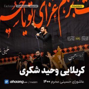 مداحی شب عاشورا محرم 1400 کربلایی وحید شکری