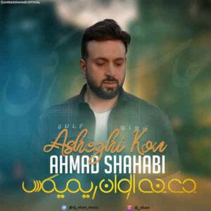 دانلود ریمیکس احمد شهابی عاشقی کن (ریمیکس دی جی الوان)