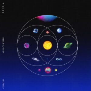 دانلود آلبوم کلدپلی Music Of The Spheres