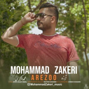 محمد ذاکری آرزو